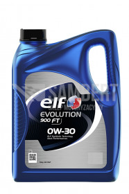 Olej 0W30 ELF EVOLUTION 900 FT 4L RN0700 RN0710